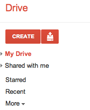 Google Drive – Add Shared Files
